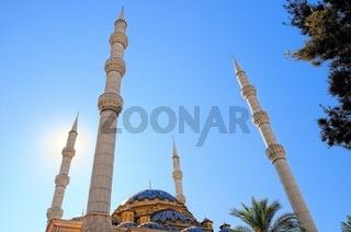Moschee Minarette Manavgat Türkei