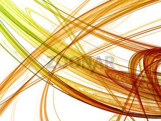 lines and swirls