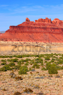 Natural Scenery of Utah