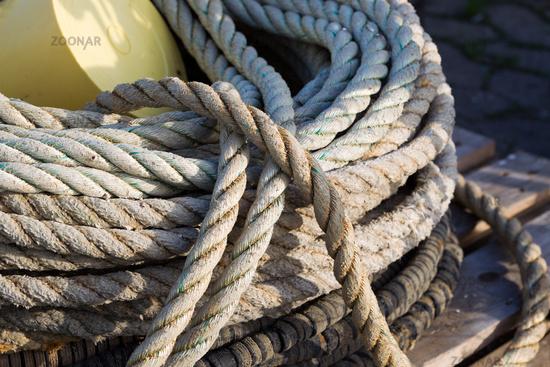 natural fibre rope   naturfaser seil