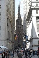 Trinity Wall Street Church, Manhattan New York Cit
