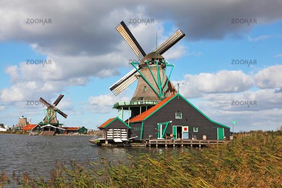 A old windmill