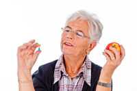 fruit or pill