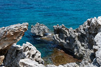 Cove at Cala Lliteras (Mallorca)