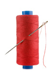 Thread and needle