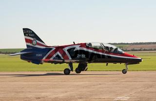 BAe Hawk from RAF Hawk team