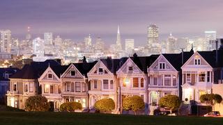 San Francisco 'Painted Ladies'