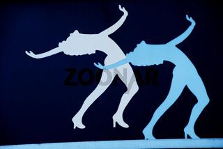 Die tanzenden Mädchen