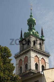 Korniakt Tower (Wieża Korniakta) of the Dormition (Assumption) Church