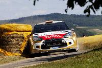 Dani Sordo ADAC Rally Deutschland 2013