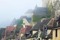 La Roque-Gageac, Dordogne, Aquitaine, France