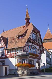 Ehemaliges Rathaus, Konstanz-Allmannsdorf
