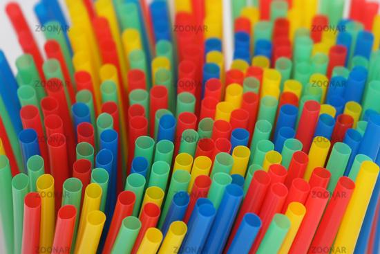straws background