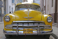 typical old Car in Cuba