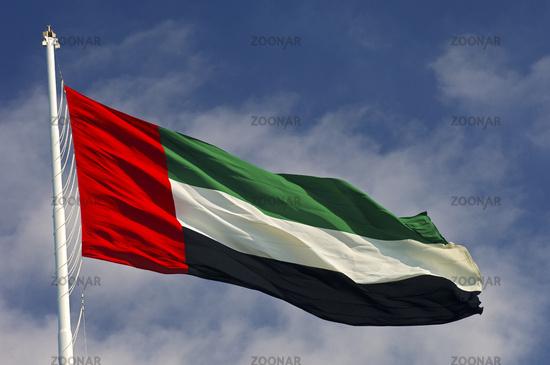 United Arab Emirates Flag Wallpaper Flag of The United Arab