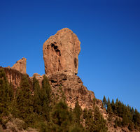 Roque Nublo, Gran Canaria, Canary Islands, Spain