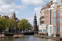 Cityscape Amsterdam