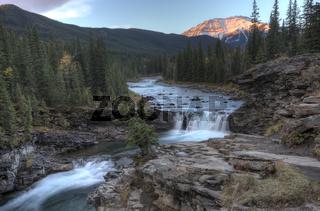 Sheep River Falls Allberta
