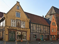 Inn on Emperor Frederick, Germany