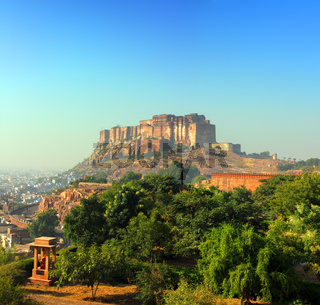 fort in Jodhpur