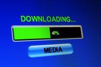 Download media