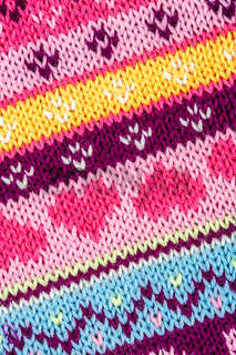 woollen yarns