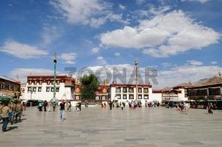 Jokhang-Tempel Lhasa Tibet
