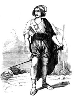 Tommaso Masaniello, Tommaso Aniello, 1620 - 1647,