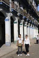 streetscene, strret scene in Havana