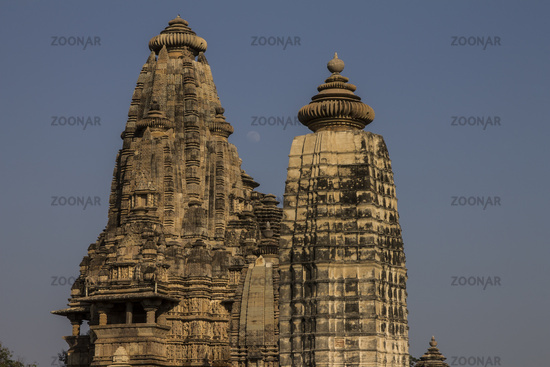 Vishvanath Temple in the Western Group of Temples in Khajuraho