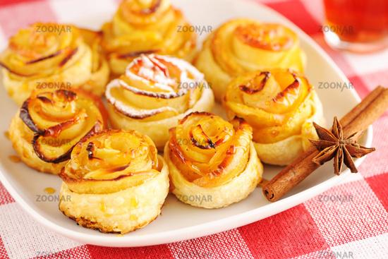 Apple pies dessert