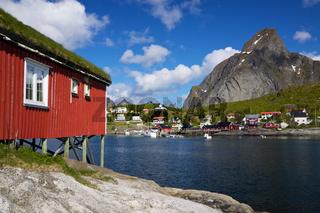 Reine on Lofoten