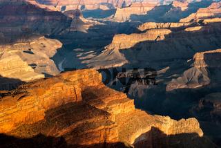 grand canyon hopi point