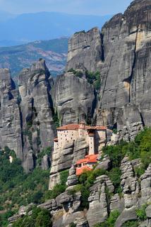 Monastery Agios Nicolaos Anapafsas, Meteora