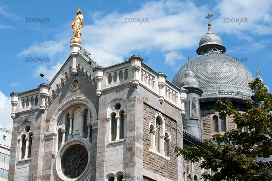 Our Lady of Lourdes Chapel