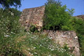 Teufelsburg bei Saarlouis