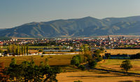 sibiu romania carpathian mountains