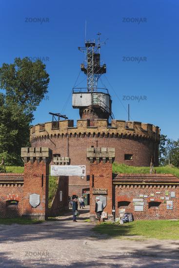 Fort Aniola, Swinemünde | Fort Aniola, Swinoujscie