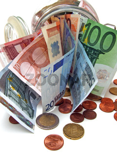 Geld / cash money