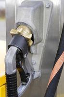 LPG Gas pump
