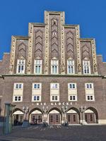 Die Glocke (The Bell) in Bremen, Germany