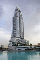 The Address Hotel, Dubai