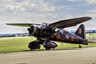 Aircraft Westland Lysander IIIA Duxford UK