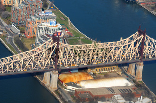 Queensboro Bridge, Manhattan, New York City (USA)