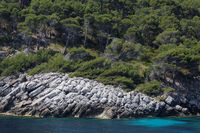 Cap Vermell at Mallorca