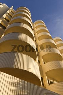 Moderne Architektur in Portimao