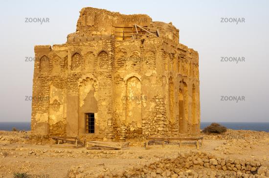 mausoleum of Bibi Maryam,Qualhat,Sultanate of Oman