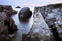 Cote Sauvage, Quiberon Peninsula, Brittany, France