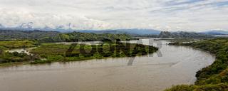 Hobo, Río Magdalena, Kolumbien