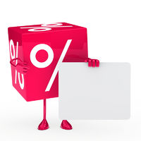 pink sale cube